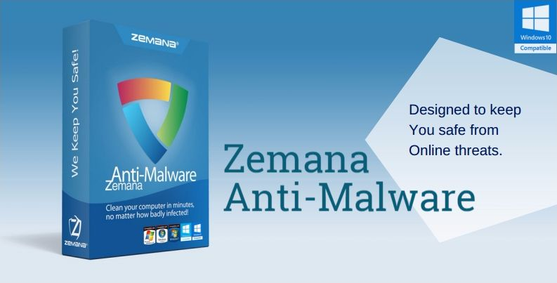 Zemana AntiMalware 2020 Key With Full Crack Free Download {Upgraded}