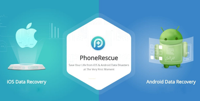 PhoneRescue 6.4.1 Crack With Serial Key And Patch [IOS/Android] 2021