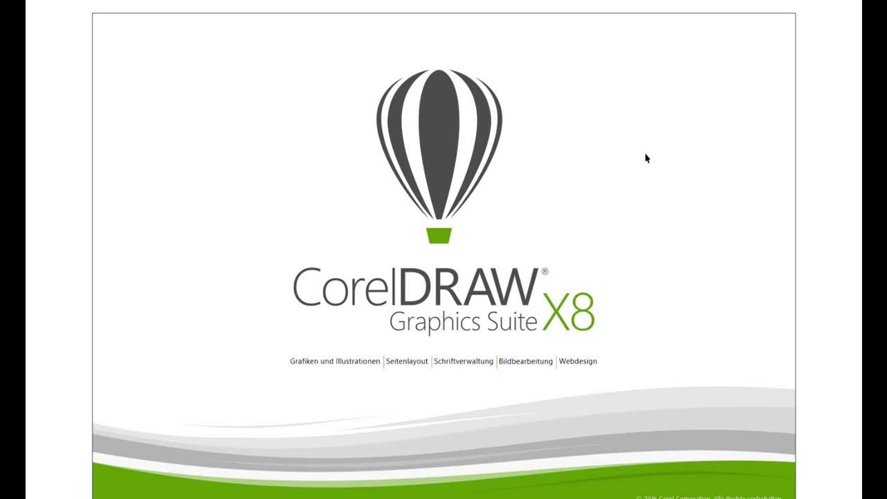 corel draw x8 2
