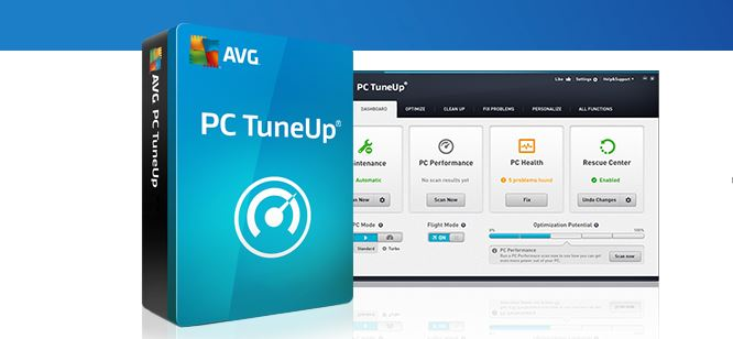 AVG PC Tuneup Pro 21.1.2523 Crack with Registration Code Free Download 2021