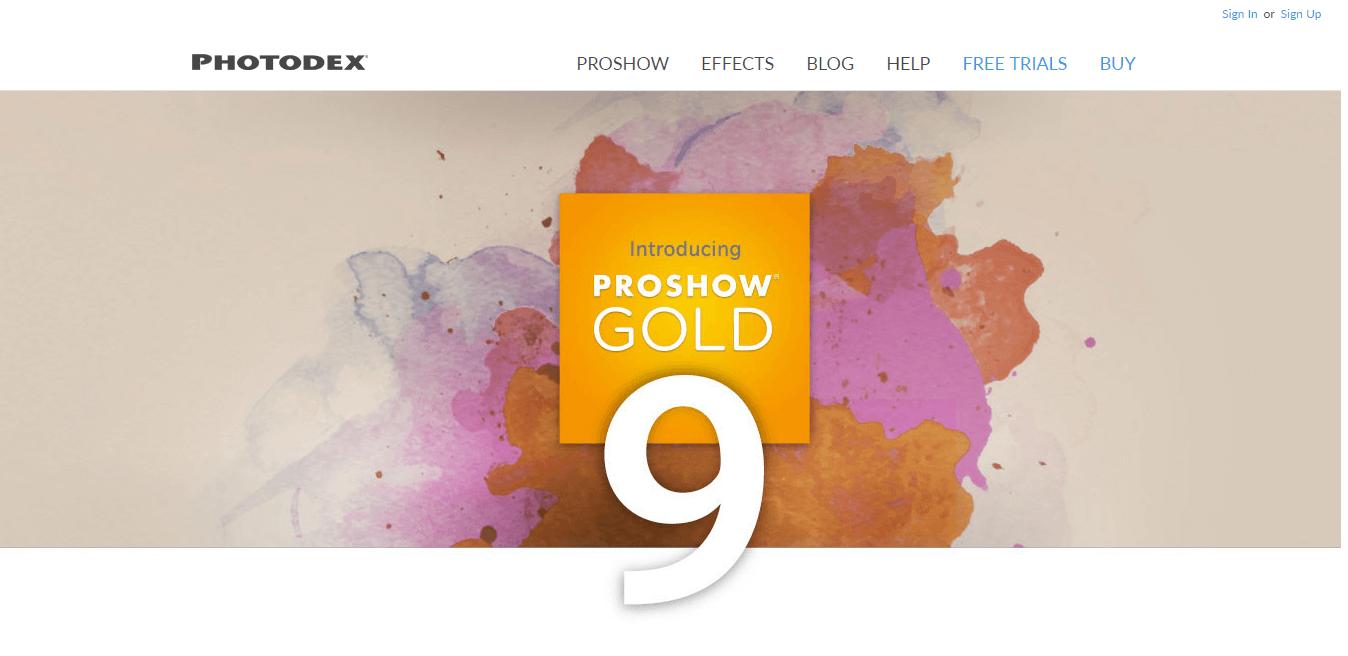 ProShow-Gold