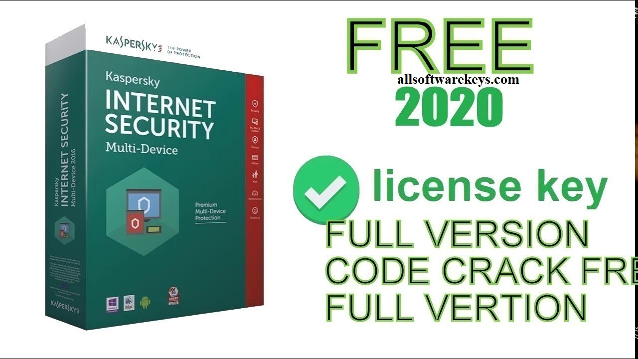 Kaspersky internet security crack file
