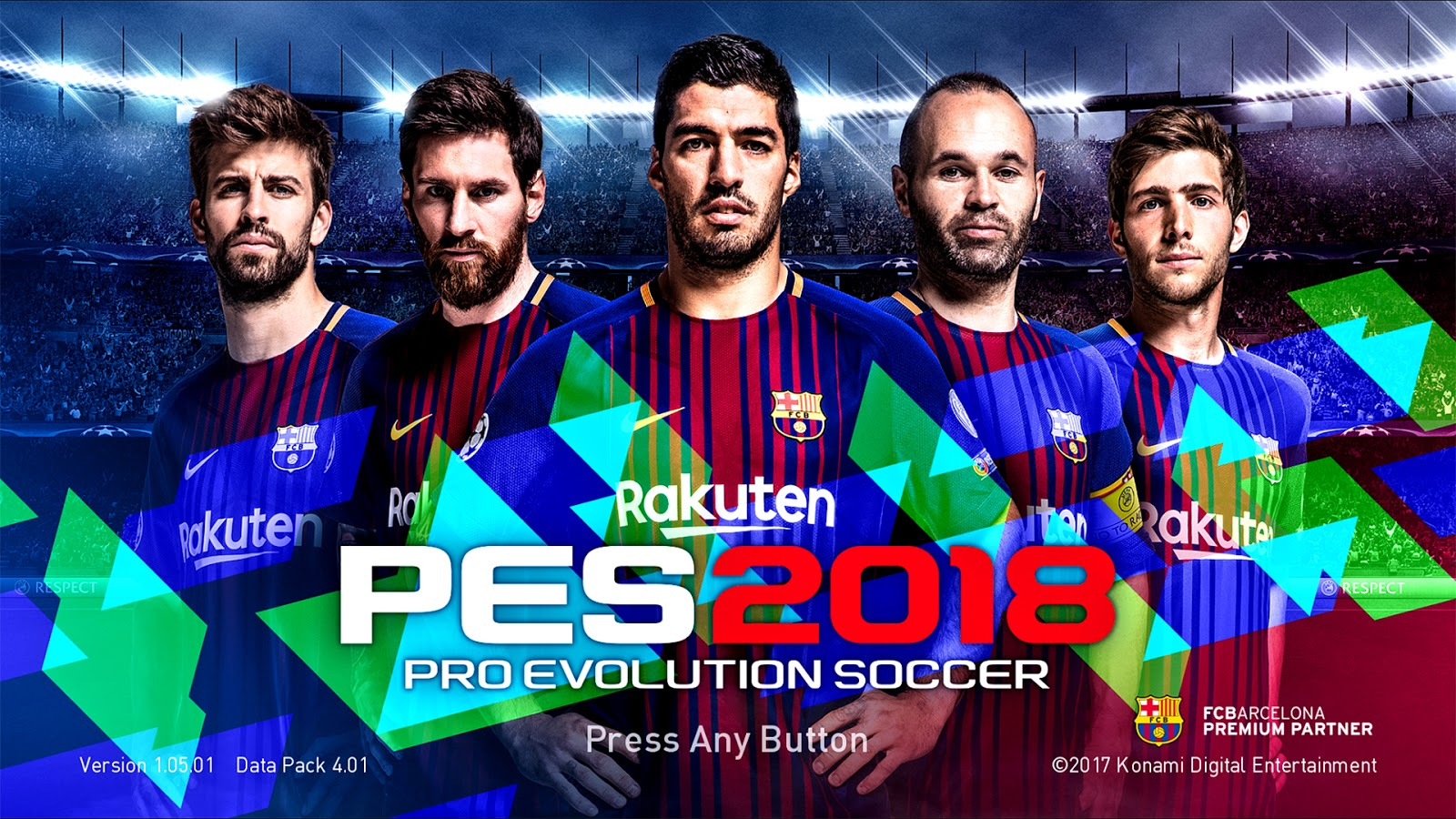 Patch PES 2018 + Crack With Torrent Version Free Download [Latest]
