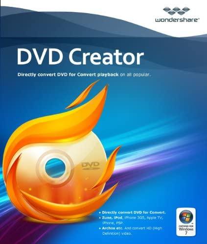 Wondershare DVD Creator 6.5.4.192 Crack with Registration Key [2021 Version]