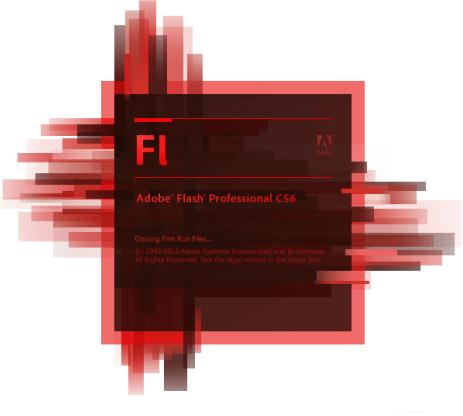 Adobe Flash Professional CS6 12.00 Crack & Serial Key 2021 [Latest]