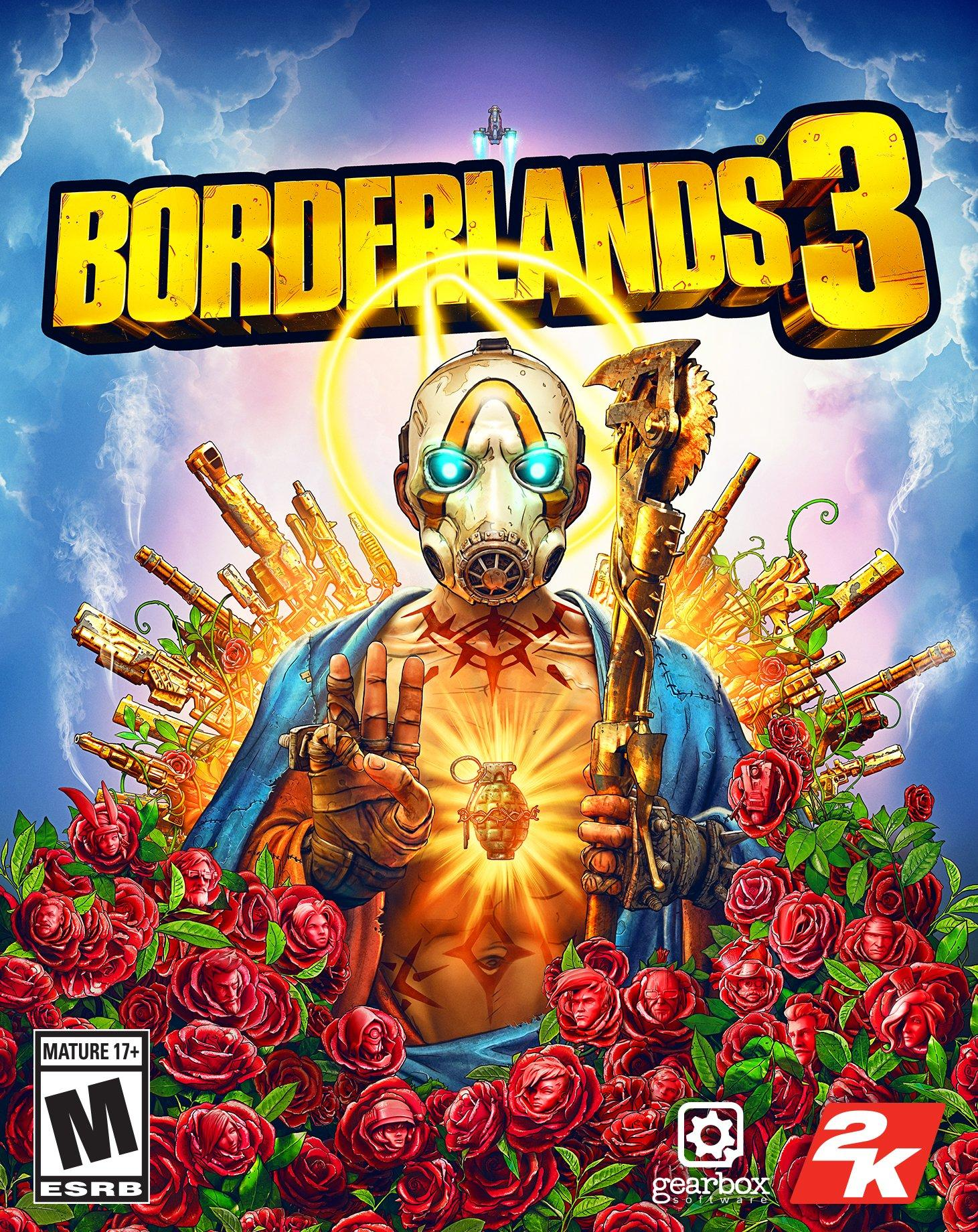 Borderlands 3 Full Crack Game [2020] Vesrion Free Download For System
