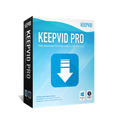 KeepVid Pro V7.5 Crack with Serial Key {Latest } 2021