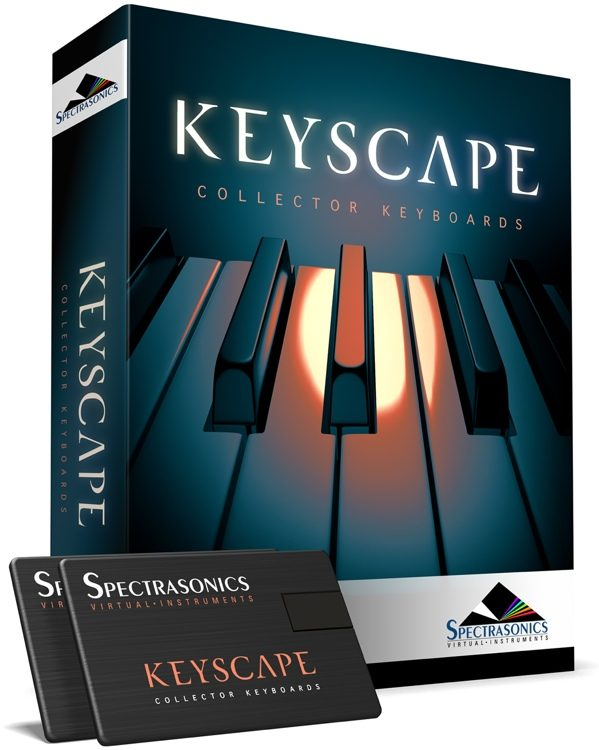 Spectrasonics Keyscape 1.1.3 Cracked Software [For Win] 2021 Free Download
