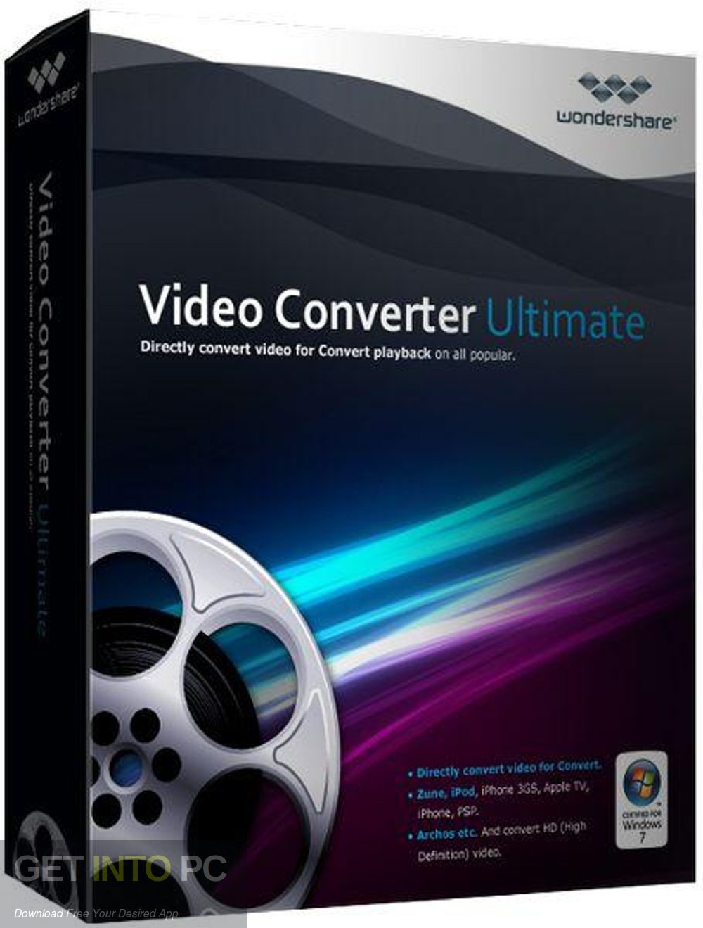Wondershare Video Converter Ultimate 12.5.1.8 Crack [2021]Free Download