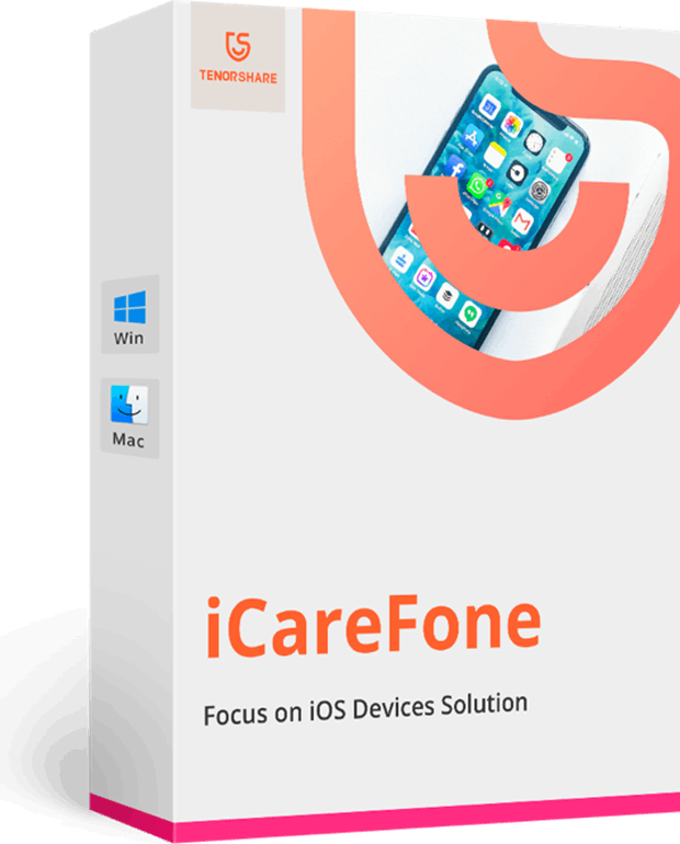 Tenorshare iCareFone Pro 7.5.2.12 Crack Full Serial Key & Code [2021]