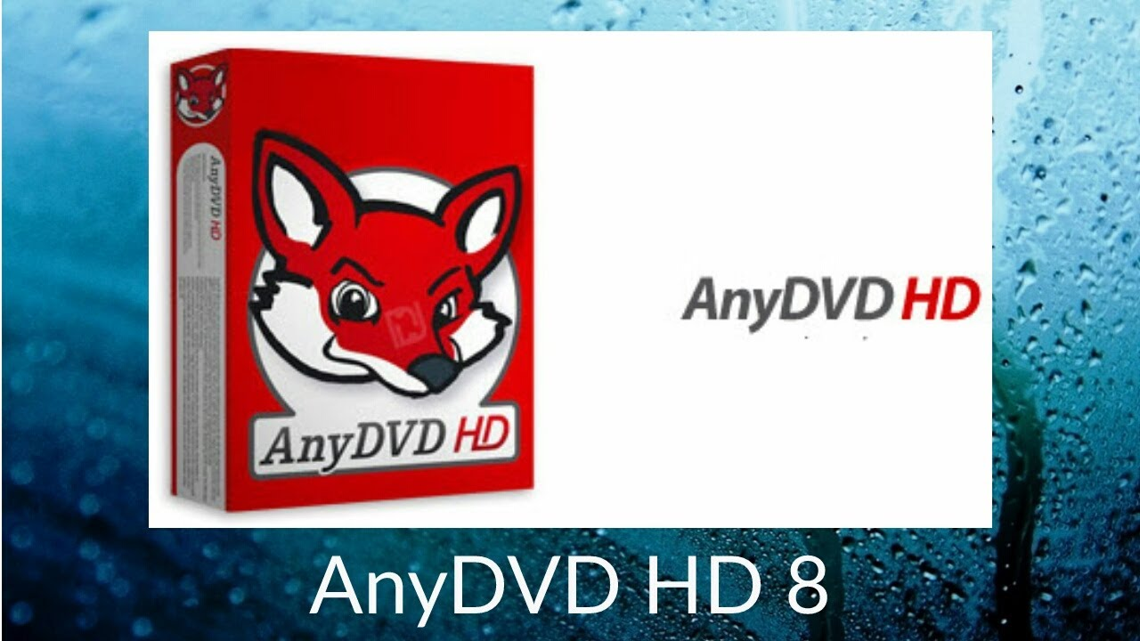 AnyDVD 8.5.2.0 Crack 2021 HD Version + Patch Keys Full Free Download