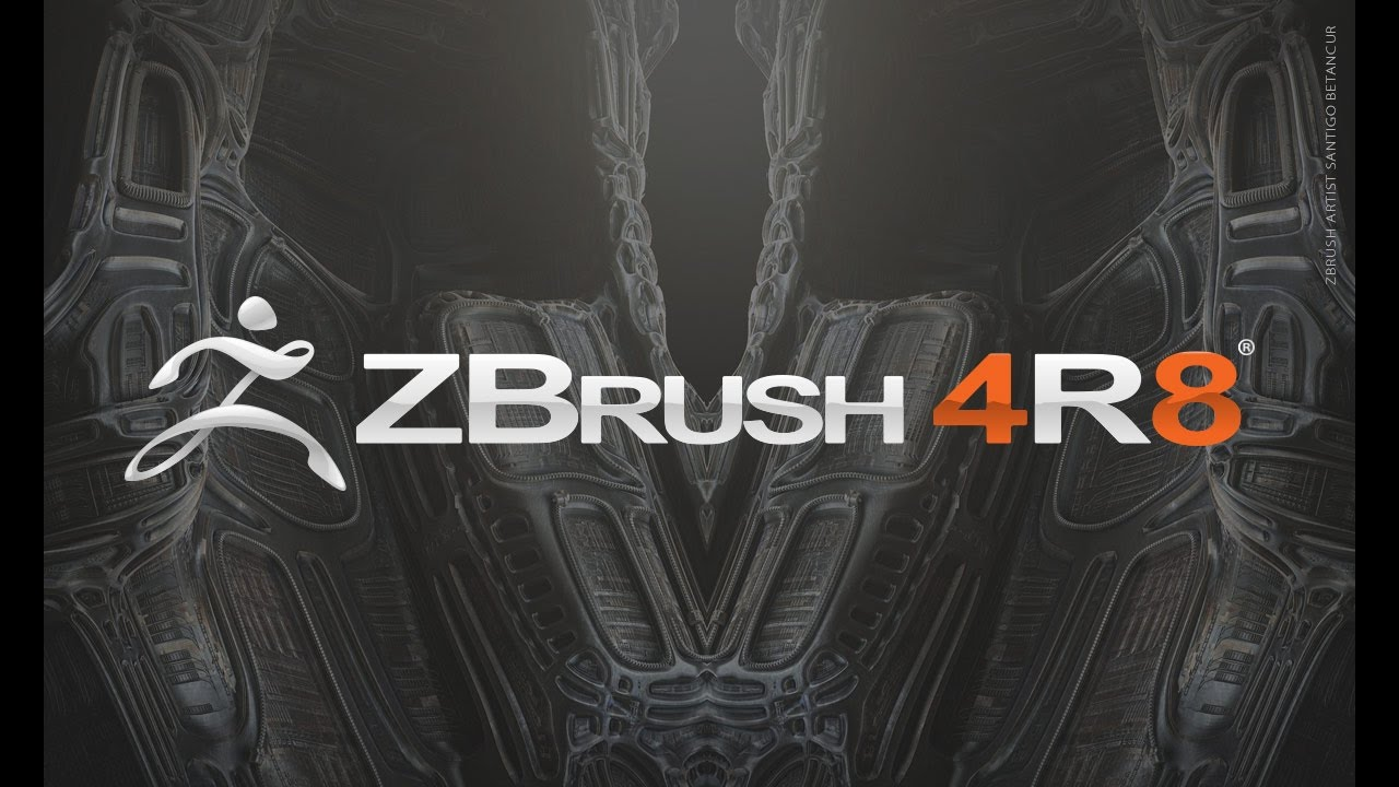 ZBrush 4R8  Cracked Full Version Free Download [2021] For MAC
