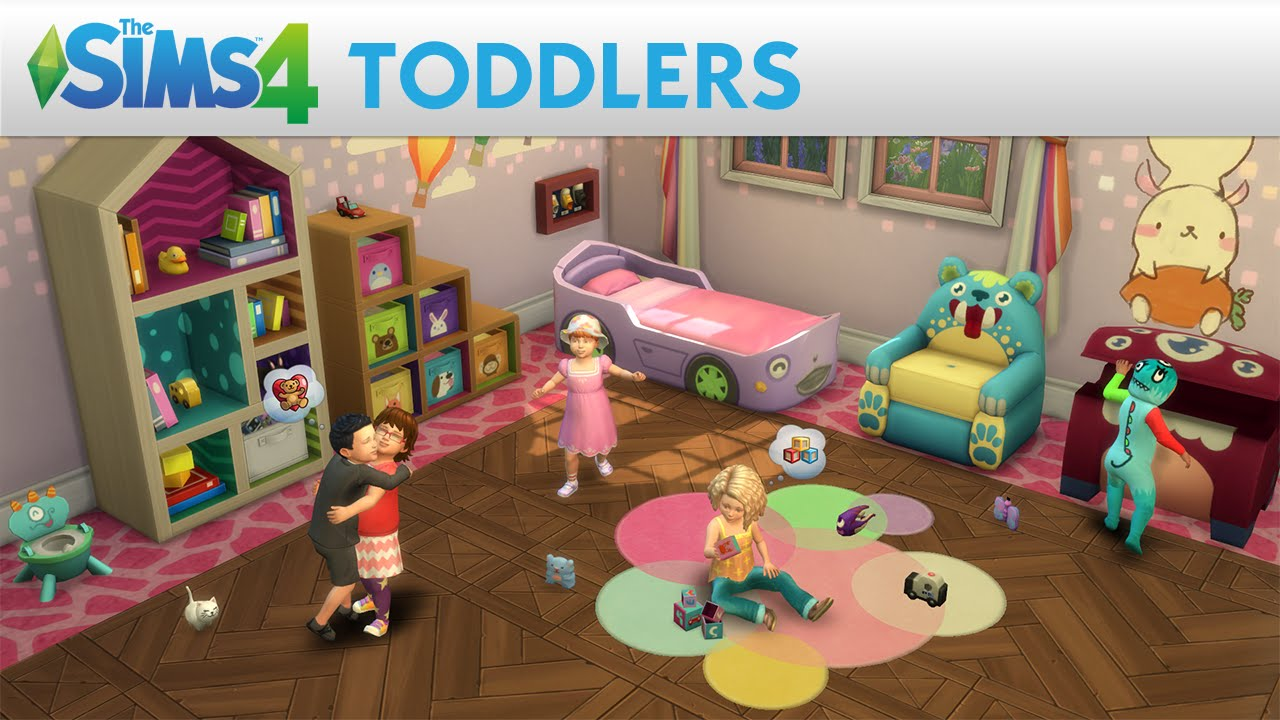 The SIMS 4 Toddlers Crack 2021 & Archives CPY Keygen Games Full Download