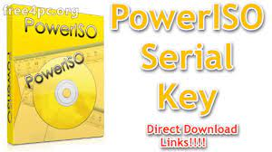 PowerISO 7.9 Crack with Registration Code
