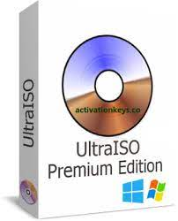 UltraISO 9.7.5.3716 Crack Activation Code and Keygen Download New Version 2021