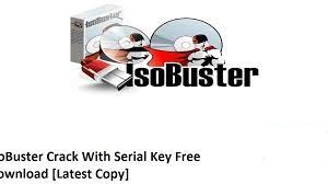 IsoBuster 4.7 Crack with License Key Free Download (2021)